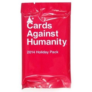 Cards Against Humanity Cards Against Humanity: Holiday Expansion 2014 18+