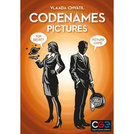 Czech Games Codenames - Pictures