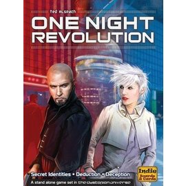 Indie Boards & Cards One Night Revolution
