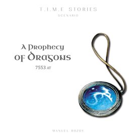 Space Cowboys T.I.M.E Stories - A Prophecy of Dragons