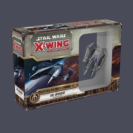 Fantasy Flight Star Wars X-Wing: First Edition: IG-2000 Expansion Pack