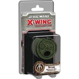 Fantasy Flight Star Wars X-Wing: First Edition: Scum Maneuver Dial Upgrade Kit