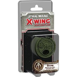 Fantasy Flight Star Wars X-Wing: Scum Maneuver Dial Upgrade Kit