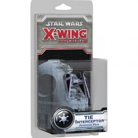 Fantasy Flight Star Wars X-Wing: First Edition: TIE Interceptor Expansion Pack