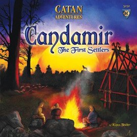 Mayfair Games Candamir: The First Settlers
