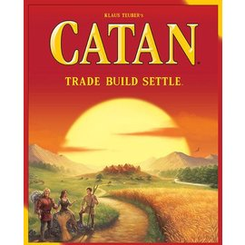 Mayfair Games Catan 5th Edition (2015) (ANA Top 40)