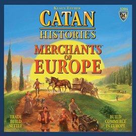 Mayfair Games Catan Histories: Merchants of Europe
