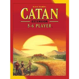 Mayfair Games Catan: 5-6 Player Extension (2015) (ANA Top 40)