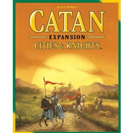 Mayfair Games Catan: Cities & Knights  (2015)