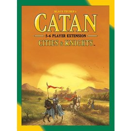 Asmodee Catan: Cities & Knights - 5-6 Player Extension (2015)