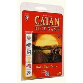 Asmodee Catan: Dice Game Clameshell Edition