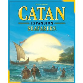 Mayfair Games Catan: Seafarers (2015) (ANA Top 40)