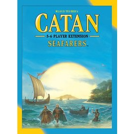 Asmodee Catan: Seafarers - 5-6 Player Extension (2015)