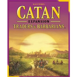 Mayfair Games Catan: Traders & Barbarians (2015)