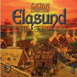 Mayfair Games Elasund: The First City of Catan