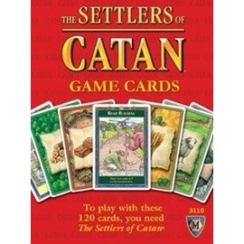 Mayfair Games Catan - Replacement Cards
