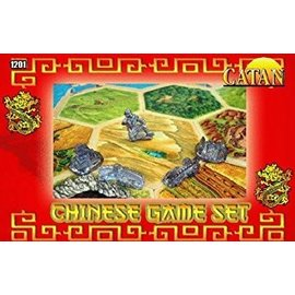 Asmodee The Settlers of Catan Chinese Game Set