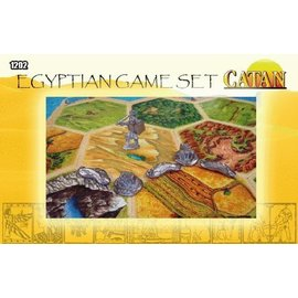 Mayfair Games The Settlers of Catan Egyptian Game Set