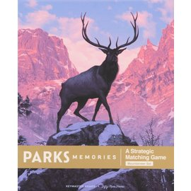 Keymaster Games Parks Memories Mountaineer