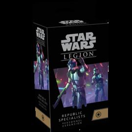 Fantasy Flight (Preorder) Star Wars Legion - Republic - Specialists Expansion