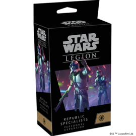 Fantasy Flight Star Wars Legion - Republic - Specialists Expansion
