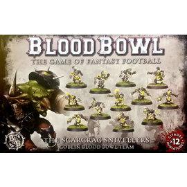 Games Workshop Blood Bowl: Scarcrag Snivellers (Goblin Team)
