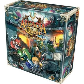 Cool Mini or Not Arcadia Quest: Core Game
