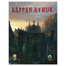 Frog God Games D&D 5E Rappan Athuk
