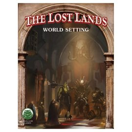 Frog God Games D&D 5E: The Lost Lands World Setting (System Neutral)