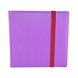 Dex The Dex Binder 12 - Purple