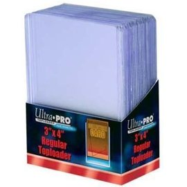 Ultra Pro Clear 3 X 4 (Individual) Top loaders