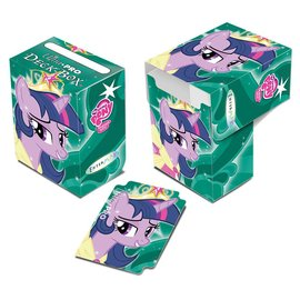 Ultra Pro My Little Pony Twilight Sparkle Full View Deck Box