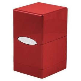 Ultra Pro Satin Tower Fire Deck Box