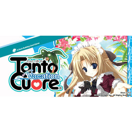 Arclight Games Tanto Cuore: Romantic Vacation