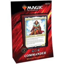Wizards of the Coast Commander 2019 - Mystic Intellect (Flashback)