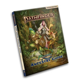 Paizo Pathfinder - Second Edition Lost Omens Ancestry Guide