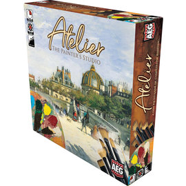 Alderac Entertainment Group Atelier: The Painter's Studio