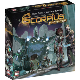 Alderac Entertainment Group Scorpius Freighter