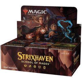 Wizards of the Coast (PREORDER) Strixhaven Draft Booster Box