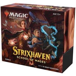 Wizards of the Coast (PREORDER) Strixhaven Bundle