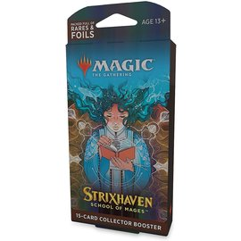 Wizards of the Coast (PREORDER) Strixhaven Collector Booster Pack