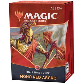 Wizards of the Coast Magic Challenger Deck - 2021 - Mono Red Aggro