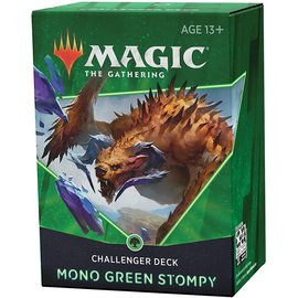 Wizards of the Coast Magic Challenger Deck - 2021 - Mono Green Stompy