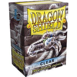 Arcane Tinmen Dragon Shields: (100) Clear