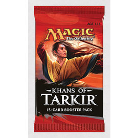 Wizards of the Coast Khans of Tarkir Booster Pack