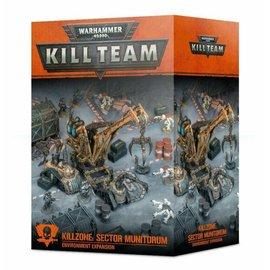 Games Workshop Kill Team - Killzone - Munitorum Hub
