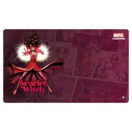 Fantasy Flight Marvel Champions Playmat - Scarlet Witch
