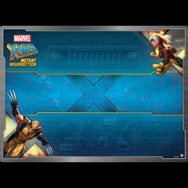 Fantasy Flight Marvel X-Men: Mutant Insurrection Playmat