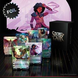 Wizards of the Coast Magic Secret Lair - Black is Magic (Foil)