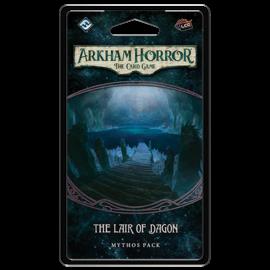 Fantasy Flight Arkham Horror LCG: The Lair of Dagon Mythos Pack